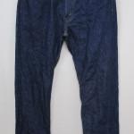 新作オリジナルジーンズを制作したいと考えております。