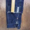 Gジャンのソデ丈を詰めるリサイズ例 やり方が2パターンあります。