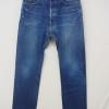 hands-on オリジナルジーンズ 3rdモデル 色落ちとリペア、リメイクの紹介