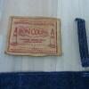 ボンクラジーンズ(初期型デッドストック)W34→約30インチ ウエストサイズダウン。テーパード加工などのリメイク(制作動画有り)
