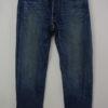 リーバイスビンテージ復刻(LVC) ウエアハウスのジーンズ テーパード加工+裾上げアタリ出し加工