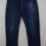 オリジナルジーンズ S76 リピート生産 BASEで販売しています! 1年穿き込みの色落ち紹介。