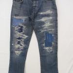 D&G(ドルチェ&ガッバーナ)のジーンズ お任せリメイクなど 合計28000円